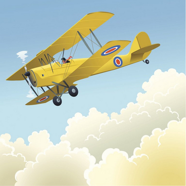 Flygplanets historia