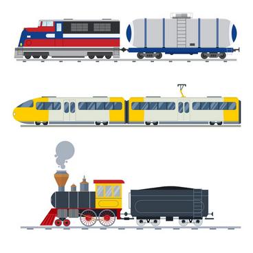 Tågets historia